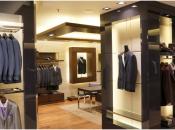 Проект магазина одежды